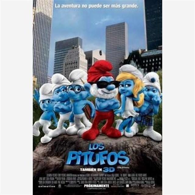 Şirinler (The Smurfs)